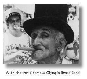 Oympia Brass Band